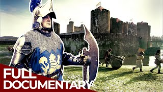 The Castle Builders: Siege & Storm - How Castles Were Attacked & Defended   Free Documentary Histroy