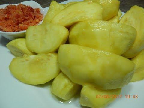 Crispy Pickled Guava Recipe