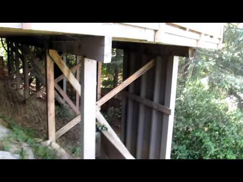 Bay Area Deck Builder Contractor Repairs HIllside Decks Piers Foundations Golden Gate Enterprises