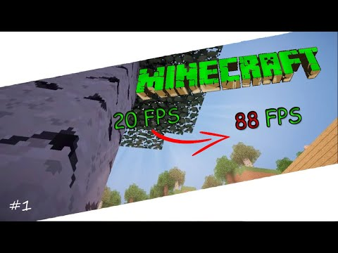 How to Get more FPS using Shaders mod [Minecraft]