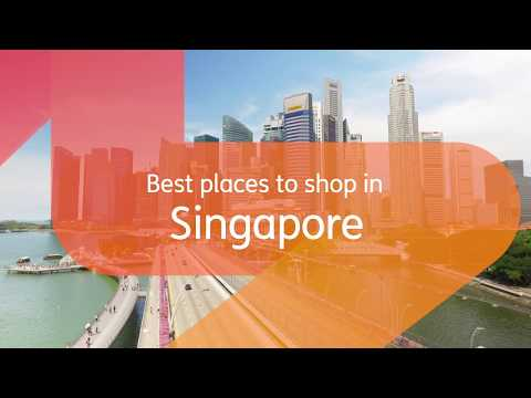 Best places to go shopping in Singapore - Jetstar