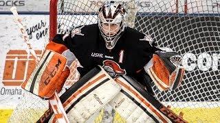 2013-14 Ushl Goaltender Of The Year: Hayden Hawkey