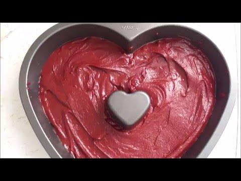 Red Velvet Brownies - Valentine's Day Series