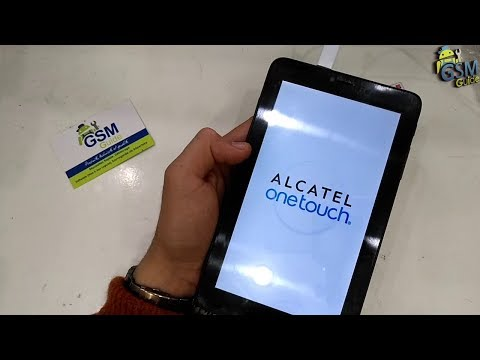 Tablet Alcatel OneTouch PiXi  Screen Shot | How To  - Gsm Guide