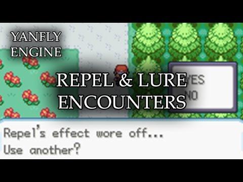 YEP.120 - Repel Lure Encounters - RPG Maker MV