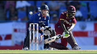 Highlights - England Vs West Indies - 2nd ODI - 5th March 2017