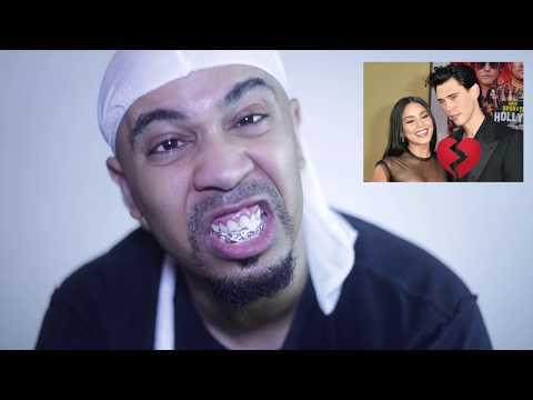Vanessa Hudgens & Austin Butler Thug Reaction
