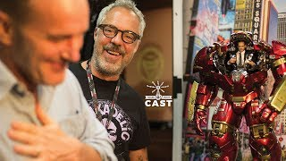 Download Titus Welliver on collecting comics and Sideshow Collectibles Video
