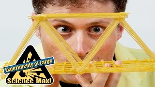 Science Max | Pasta Bridge | Season 1 Full Episode | Kids Science