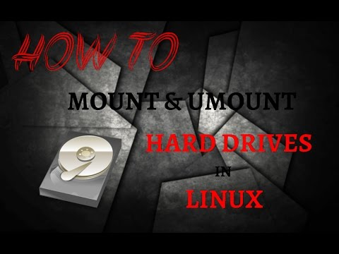 How to Mount and Unmount Filesystem or Partition in Linux