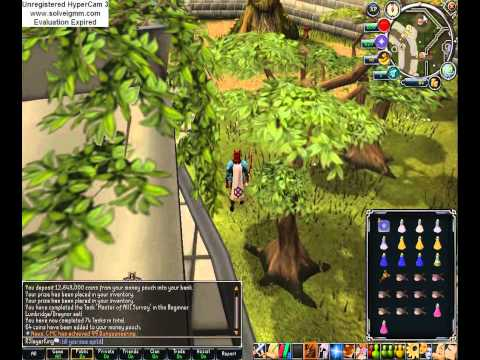 Runescape Guide: how to get to Ape Atoll and Monkey Guard