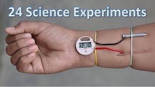 ✳️24 Awesome Science Experiments In Hindi