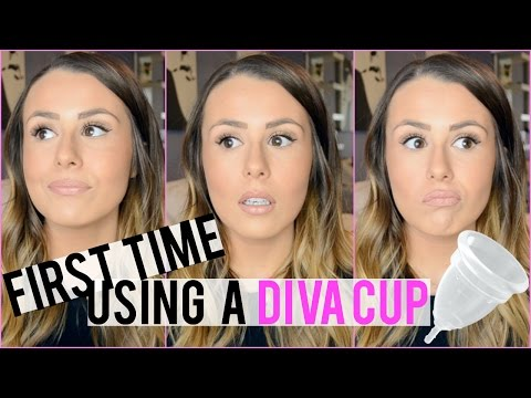 DIVACUP REVIEW, FIRST EXPERIENCE, TIPS & MORE!
