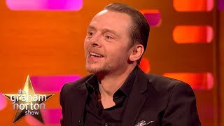 Simon Pegg Was in Star Wars! | The Graham Norton Show