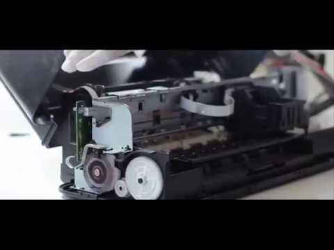 how to replace print head epson (cara mengganti)