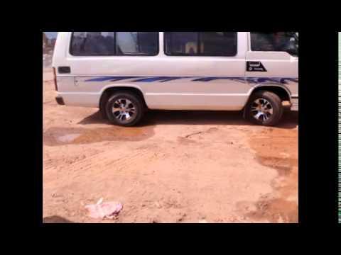 Nissan Caravan Vx Ikmanlk