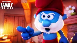 Smurfs: The Lost Village | New Trailer for the family animated movie