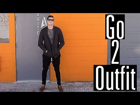 Your Go To Fall Casual Outfit (2016) - Simple, Easy, And Stylish