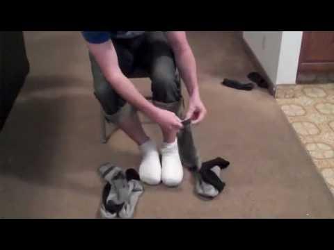 Ski Sock Pull Up