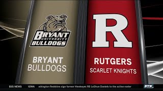 Bryant at Rutgers - Men