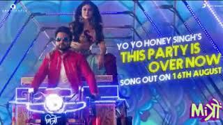 YO YO HONEY SINGH VIDEO OUT. ENJOY IT ON SONY MUSIC INDIA.