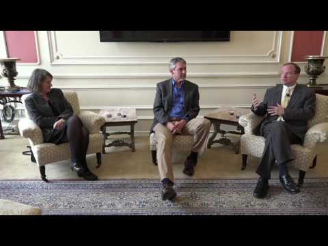 North Carolina Leaders Talk Partisan Politics at Duke University