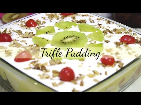 Trifle Pudding - A Must Try Dessert