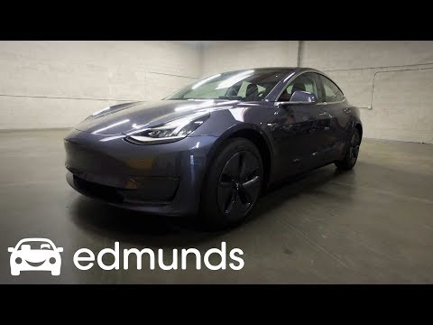 Tesla Model 3 Buying and Delivery Experience | Edmunds