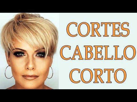 CORTES DE CABELLO CORTO PARA MUJERES DE 40 AÑOS 2018 || CORTES CABELLO CORTO || MODA PARA MUJER TV