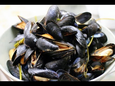 Steamed Mussels With Pommes Frites | EASY TO LEARN | QUICK RECIPES