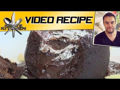 How to make Chocolate Fondant