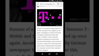 T-Mobile And Sprint Merger Coming soon