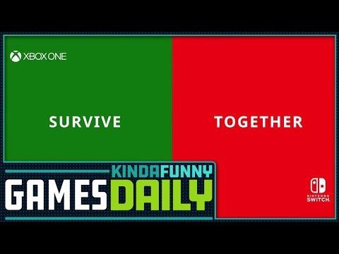 Xbox and Nintendo Throw Shade at PlayStation - Kinda Funny Games Daily 06.21.18