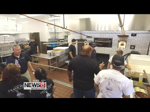 Cruisin' Connecticut – Frank Pepe Pizzeria Napoletana Opens in Waterbury