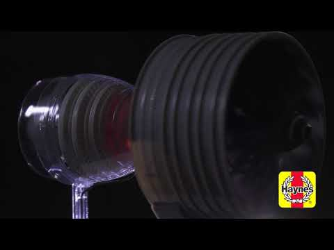 Haynes Build Your Own Jet Engine Kit. Demonstration Video