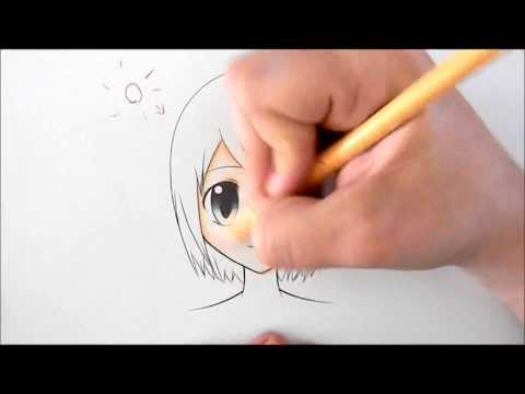 How to Color Skin with Colored Pencils