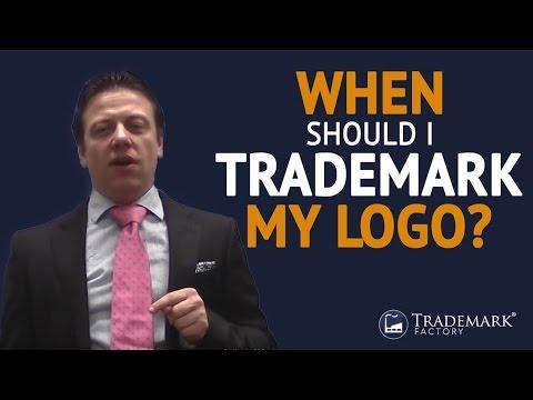 When Should I Trademark My Logo? | Trademark Factory® FAQ