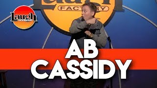 AB Cassidy | Chick-fil-A | Laugh Factory Stand Up Comedy