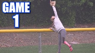 BEST OPENING DAY EVER! | On-Season Softball Series | Game 1