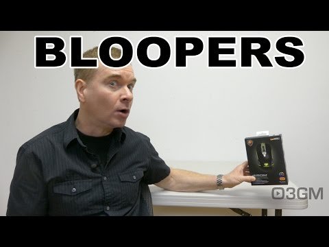 Bloopers: Cougar - Slippin and slidin!