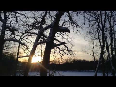 Warm Winter Sunrise - Quiet Moments
