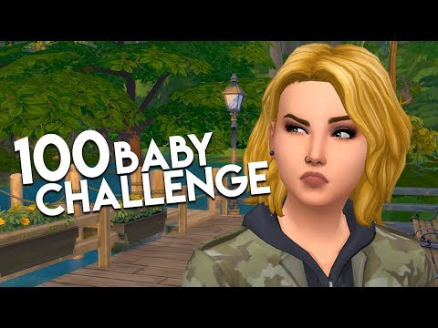 COWPLANT CRISIS // The Sims 4: 100 Baby Challenge #141
