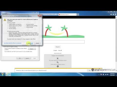 How to Remove Binkiland.com from Chrome, Firefox, and Internet Explorer