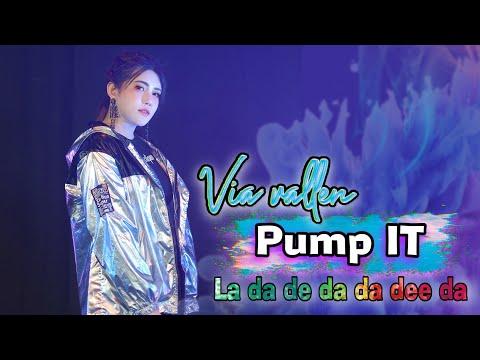 Download Lagu Via Vallen Pump IT Mp3