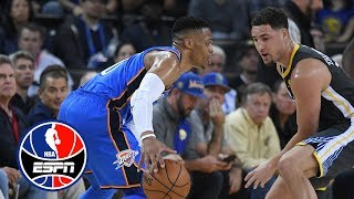 Big deal if Warriors lose to Thunder a third time? | NBA Countdown | ESPN