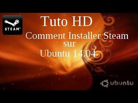 Comment installer Steam sur Ubuntu 14.04