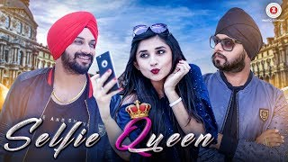 Selfie Queen - Official Music Video | Inder Nagra | Ramji Gulati