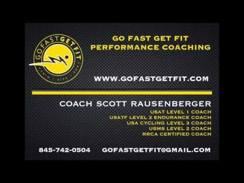 GO FAST GET FIT RUN VIDEO ANALYSIS