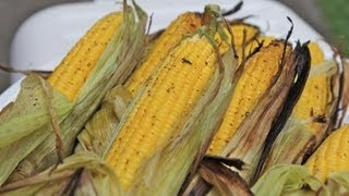Easy Grilled Corn On The Cob Sweet Smokey