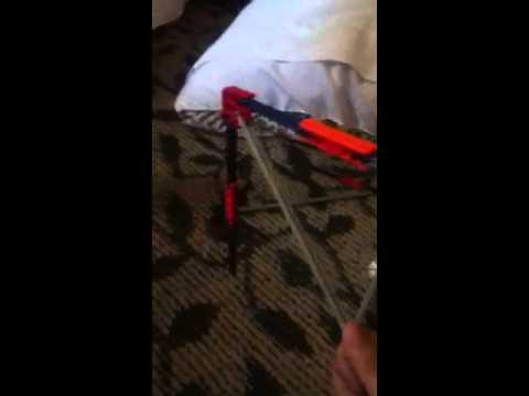 Minecraft knex weapons